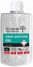 Духи, Парфюмерия, косметика Антибактериальный гель для рук с алое - Dr. Sante Antibacterial Hand Sanitizer Gel With Aloe