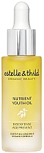 Духи, Парфюмерия, косметика Питательное масло для лица - Estelle & Thild BioDefense Nutrient Youth Oil