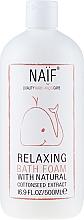 Духи, Парфюмерия, косметика Расслабляющая пена для ванны - Naif Baby & Kids