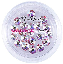 Духи, Парфюмерия, косметика Стразы для дизайна ногтей - NeoNail Professional Swarovski Crystal SS16  (20шт)