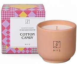 """Духи, Парфюмерия, косметика Соевая свеча """"Сахарная вата"""" - Mys Cotton Candy Candle"""