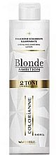 Духи, Парфюмерия, косметика Осветляющий лосьон для волос - Brelil Colorianne Blonde Ambition