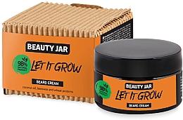 Духи, Парфюмерия, косметика Крем для бороды - Beauty Jar Let It Grow Beard Cream