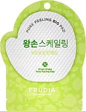 Духи, Парфюмерия, косметика Пилинг-диск для лица с зеленым виноградом - Frudia Pore Peeling Big Pad Green Grape