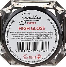 Духи, Парфюмерия, косметика Гель для ногтей - Semilac UV Gel Expert Hight Gloss