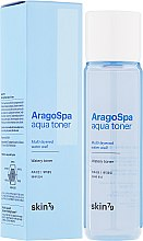 Духи, Парфюмерия, косметика Увлажняющий тонер - Skin79 Aragospa Aqua Toner
