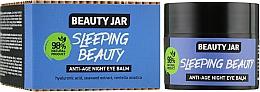 "Духи, Парфюмерия, косметика Ночной антивозрастной бальзам вокруг глаз ""Sleeping Beauty"" - Beauty Jar Anti-Age Night Eye Balm"