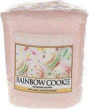 "Духи, Парфюмерия, косметика Ароматическая свеча ""Печенье"" - Yankee Candle Rainbow Cookie Votive Candle"