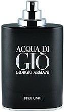 Духи, Парфюмерия, косметика Giorgio Armani Acqua di Gio Profumo - Духи (тестер без крышечки)