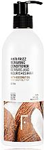 Духи, Парфюмерия, косметика Восстанавливающий кондиционер для волос - Freshly Cosmetics Anti Frizz Repairing Conditioner