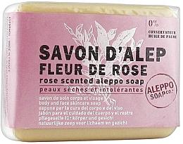 Духи, Парфюмерия, косметика Алеппское мыло с ароматом розы - Tade Aleppo Rose Flower Scented Soap