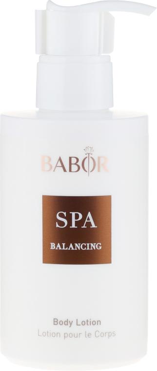 Лосьон для тела - Babor Balancing Body Lotion — фото N2