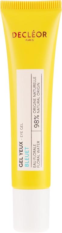 Увлажняющий гель-крем для кожи контуров глаз - Decleor Hydra Floral Everfresh Hydrating Wide-Open Eye Gel — фото N2