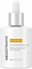 Духи, Парфюмерия, косметика Гликолевый пилинг для лица - NeoStrata Enlighten Dual Acid Brightening Peel Treatment