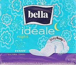 Духи, Парфюмерия, косметика Прокладки Ideale Ultra Night StaySofti, 7 шт - Bella