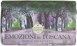 """Духи, Парфюмерия, косметика Мыло """"Зачарованный лес"""" - Nesti Dante Emozioni a Toscana Soap"""
