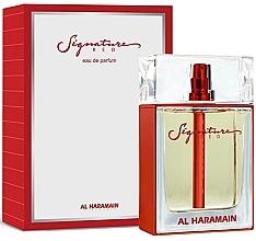 Духи, Парфюмерия, косметика Al Haramain Signature Red - Парфюмированная вода