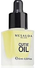 Духи, Парфюмерия, косметика Масло для кутикулы - Mesauda Milano Cutie Oil 107