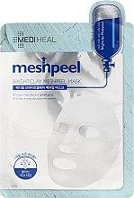 Духи, Парфюмерия, косметика Маска для лица - Mediheal Brightclay Meshpeel Mask