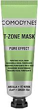 Духи, Парфюмерия, косметика Очищающая маска для лица - Comodynes T-Zone Pure Effect Mask