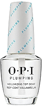 Духи, Парфюмерия, косметика Верхнее покрытие для лака - O.P.I Plumping Volumizing Top Coat
