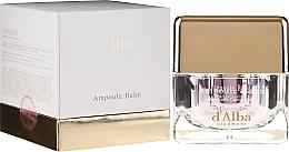 Духи, Парфюмерия, косметика Осветляющий крем для лица с экстрактом белого трюфеля - D'Alba Ampoule Balm White Truffle Whitening Cream