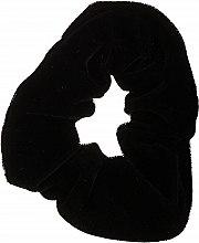 """Духи, Парфюмерия, косметика Резинка для волос """"Velvet"""", черная, 22777 - Top Choice"""