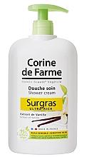 """Духи, Парфюмерия, косметика Крем для душа """"Ваниль"""" - Corine De Farme Shower Cream"""