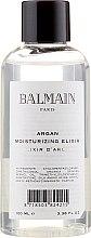 Духи, Парфюмерия, косметика Увлажняющий эликсир с аргановым маслом - Balmain Paris Hair Couture Argan Moisturizing Elixir