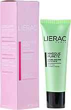 Маска очищающая - Lierac Purifying Mask Foaming Cream — фото N1