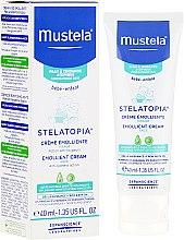 Духи, Парфюмерия, косметика Смягчающий крем для лица - Mustela Bebe Emollient Cream