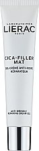 Духи, Парфюмерия, косметика Антивозрастной крем-гель для лица - Lierac Cica-Filler Mat Anti-Wrinkle Repairing Cream-Gel