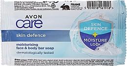 Духи, Парфюмерия, косметика Увлажняющее мыло для лица и тела - Avon Moisturising Face & Body Bar Soap