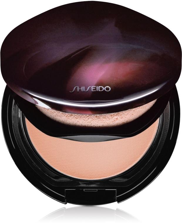 Пудра компактная - Shiseido The Makeup Powdery Foundation — фото N1