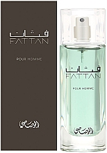Духи, Парфюмерия, косметика Rasasi Fattan Pour Homme - Парфюмированная вода