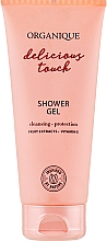 Духи, Парфюмерия, косметика Гель для душа - Organique Delicious Touch Shower Gel
