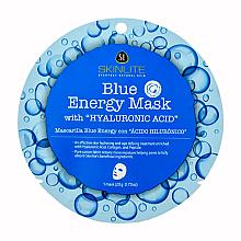 Духи, Парфюмерия, косметика Маска для лица с гиалуроновой кислотой - Skinlite Blue Energy Mask With Hyaluronic Acid