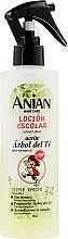 Духи, Парфюмерия, косметика Школьный лосьон для волос с маслом чайного дерева - Anian School Lotion With Tea Tree Oil