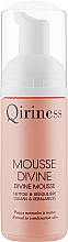 Духи, Парфюмерия, косметика Очищающая пенка для лица - Qiriness Divine Mousse