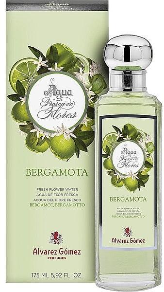 Alvarez Gomez Agua Fresca De Flores Bergamota - Духи — фото N1