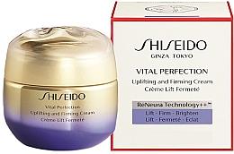Духи, Парфюмерия, косметика Крем для лица - Shiseido Vital Perfection Uplifting and Firming Cream
