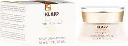 Духи, Парфюмерия, косметика Крем-пилинг для лица - Klapp Kiwicha Cocoa Cream Peeling