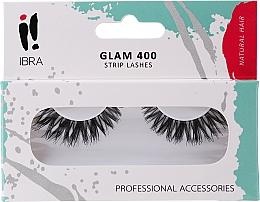 Духи, Парфюмерия, косметика Накладные ресницы - Ibra Eyelash Glam 400