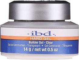 Духи, Парфюмерия, косметика Конструирующий гель, прозрачный - IBD Hard Gel Builder Gel Clear