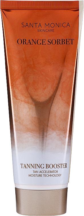 """Лосьон-усилитель загара """"Апельсиновый сорбет"""" - Santa Monica Orange Sorbet Tannning Booster — фото N1"""