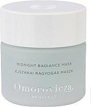 Духи, Парфюмерия, косметика Ночная маска для лица - Omorovicza Midnight Radiance Mask