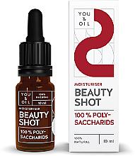 Духи, Парфюмерия, косметика Сыворотка для лица - You & Oil Beauty Shot Polysaccharids / Moisturiser Face Serum