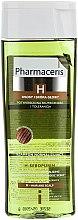 Духи, Парфюмерия, косметика Нормализующий шампунь для жирных волос и себорейной кожи головы - Pharmaceris H H-Sebopurin Shampoo for Seborrheic Scalp