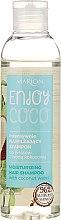 Духи, Парфюмерия, косметика Интенсивный увлажняющий шампунь с кокосовой водой - Marion Enjoy Coco Intensive Moisturizing Shampoo