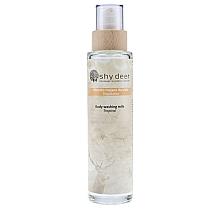 Духи, Парфюмерия, косметика Молочко для мытья тела, в стеклянной бутылке - Shy Deer Body Washing Milk Tropical
